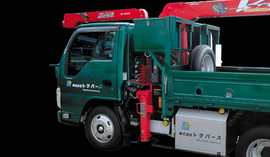 消防車の組立・修繕60年 車載用発電機の開発で新分野参入