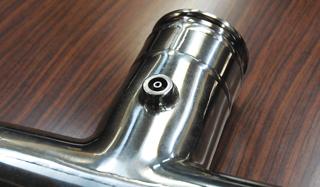 配管・容器内の温度変化を最小限に抑える真空断熱パイプ