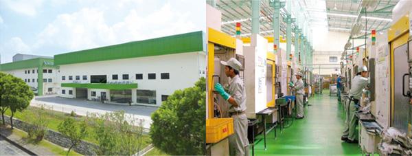 350人規模を誇るインドネシア工場
