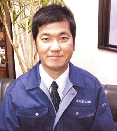 代表取締役 中川 裕之氏