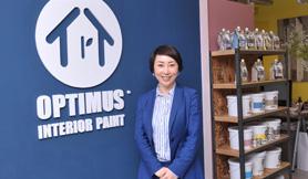 【ロングインタビュー】母親の会社をベースに、新発想の塗料で世界に挑む