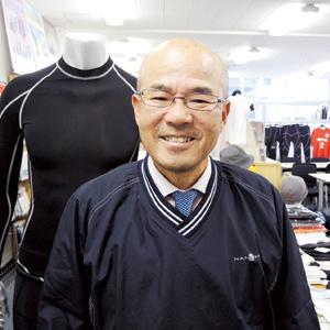 代表取締役社長 竹村 嘉元氏