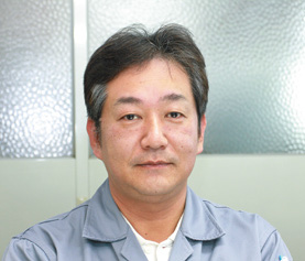 生産事業部 部長 日野 剛健氏