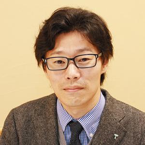 常務取締役  西本武司氏