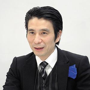 代表取締役社長 森田 修史氏