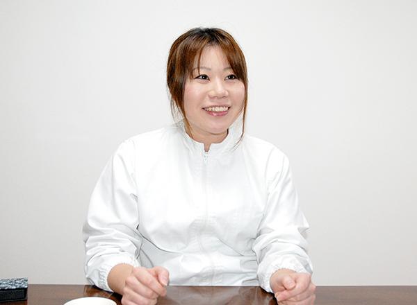 常務取締役 糸田川 優子氏