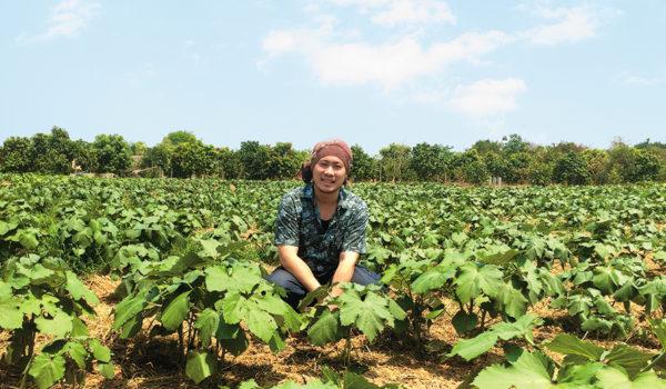 """【ロングインタビュー】日本型農業モデルをカンボジアへ""""輸出"""""""