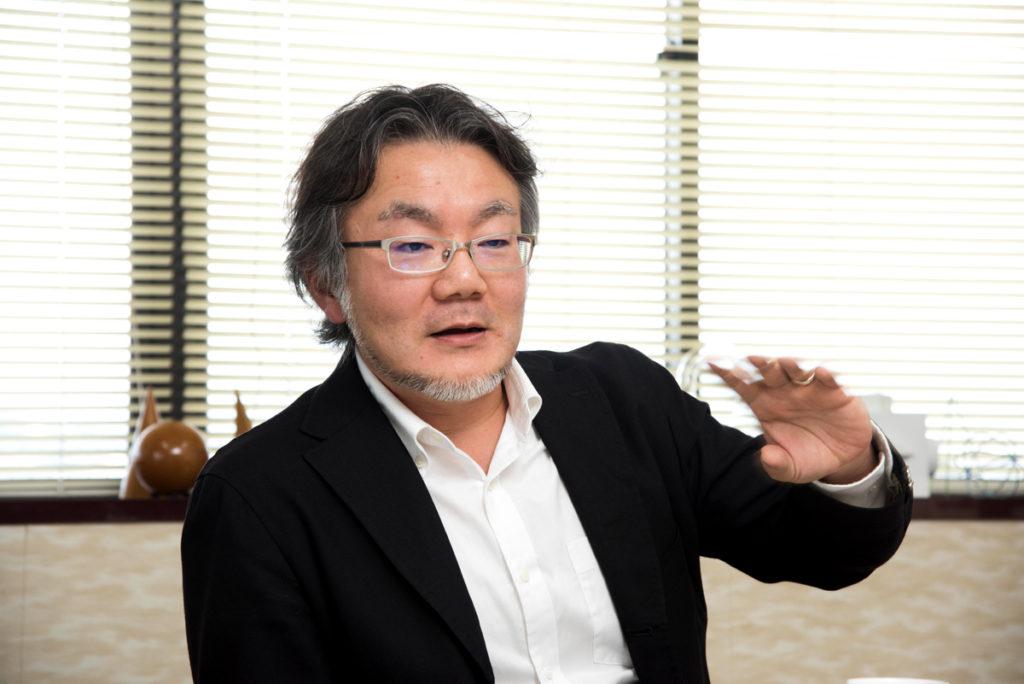 代表取締役 加藤 康司氏