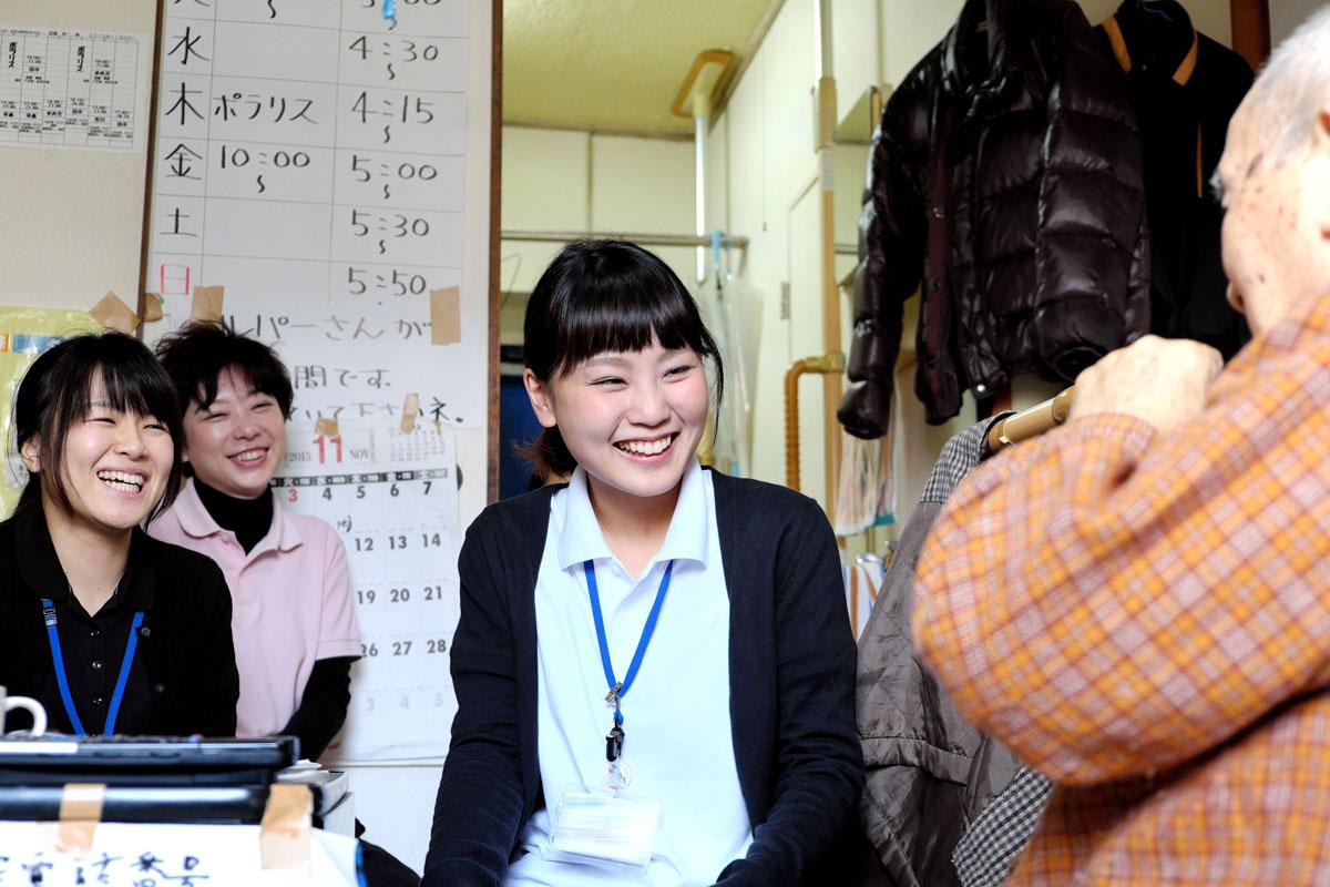 基本的に看護師の派遣業務は禁止されているため、「子育てと仕事を両立しながら短時間で働きたいという看護師ママの期待に応えたかった」と藤戸氏。