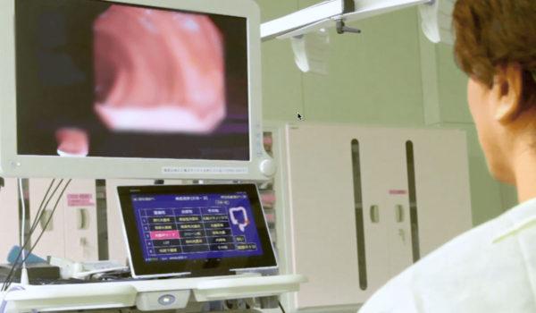 音声認識技術で医師の所見入力を簡便化
