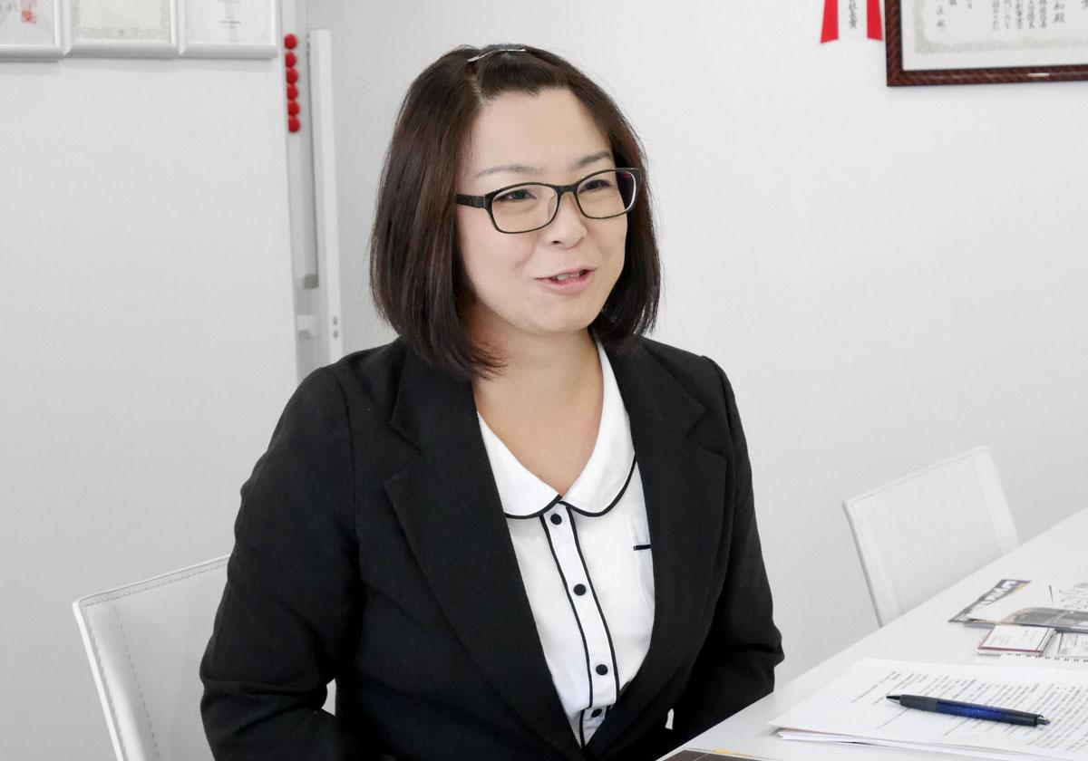 執行役員 スマイルケア事業部 事業部長 髙光朋子氏