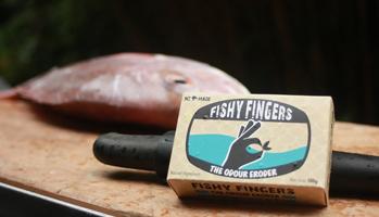 ニュージーランドの釣り好きが開発した石けん 女性目線をいかしてギフトマーケットを開拓