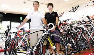強みは目利き力。自転車メーカー、ユーザー双方から信頼確立