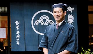歴史はお金では買えない価値。150年続く六代目和菓子屋の使命は「七代目へ引き継ぐこと」