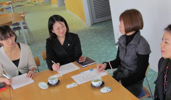 「女性後継者交流会」開催!4人の女性後継者による座談会