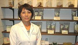 女性目線で生まれた新しい漢方薬店