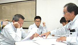 経営計画書を指針に新事業展開