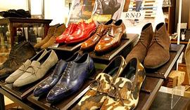 こだわりの紳士靴、全工程を国内で