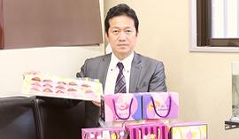 大阪産イチジクのタルト創作