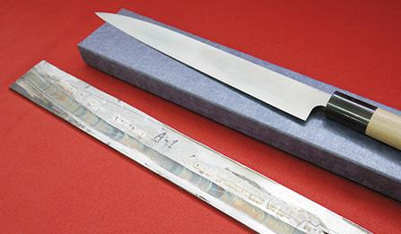 刃物を強くする表面改質技術