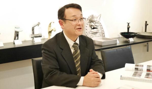 【ロングインタビュー】大阪ならではの「笑える蛇口」が、知名度も技術力も高めてくれた