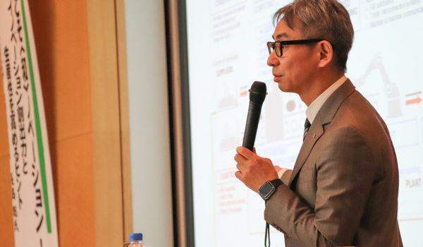 《講演録》中小企業こそノベーション!~日本型イノベーション創出力と生産性を高めるヒント