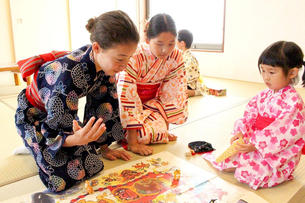 日本文化の体験を海外の子どもたちに   株式会社チャチャモ