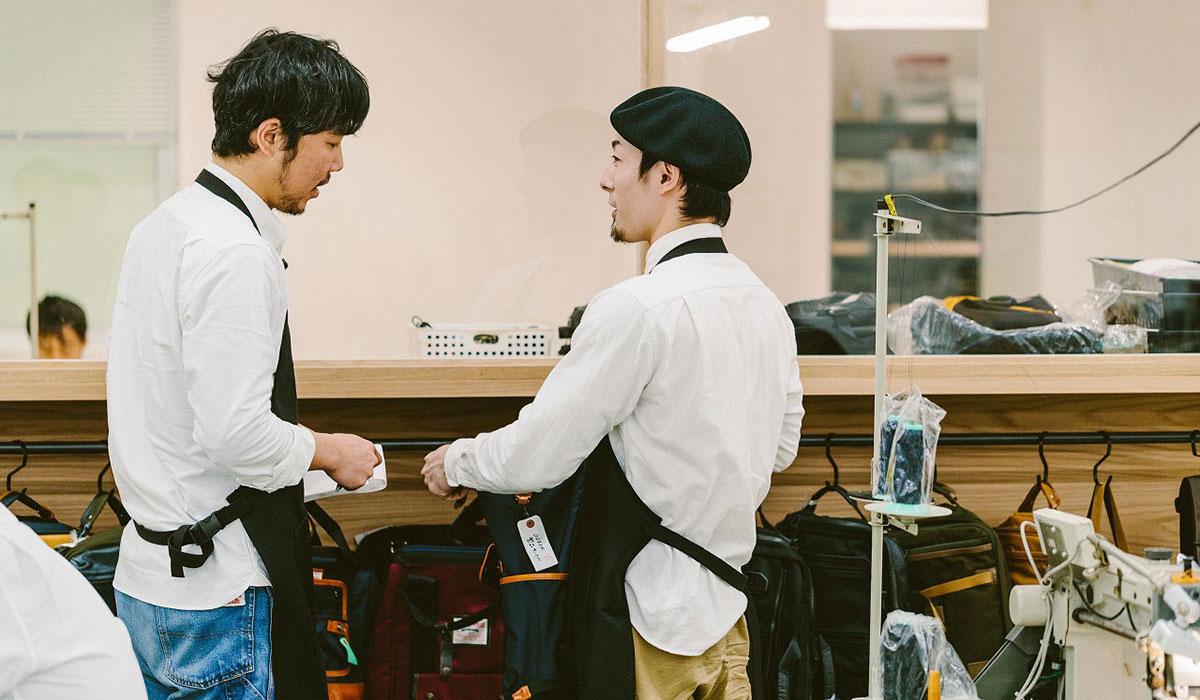 《講演録》大阪発のバッグメーカー「マスターピース」のブランドを支えるものづくりの現場&人材の強みとは?