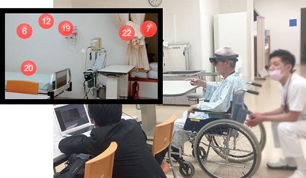 医療を最先端技術で、楽しく効率化