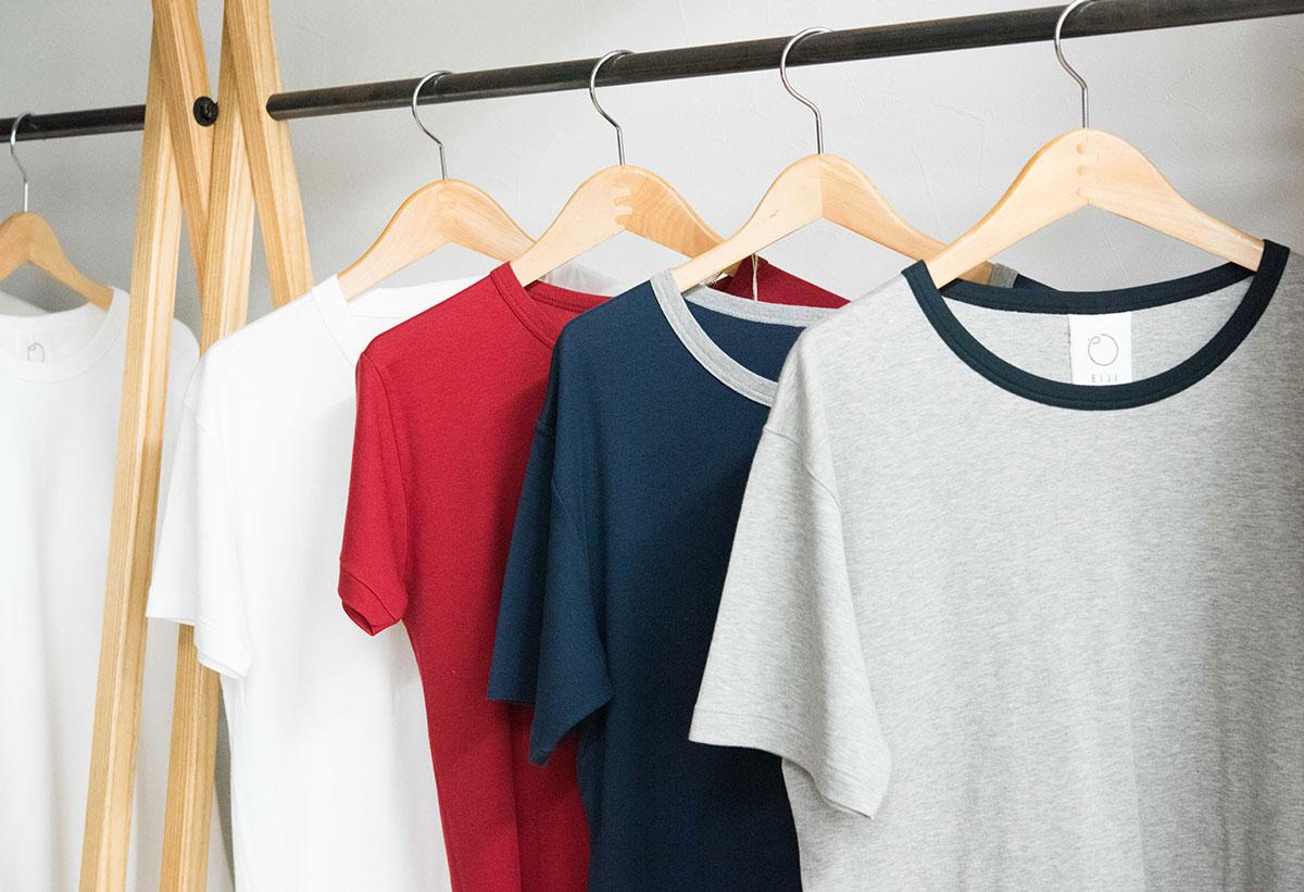 人生最高のTシャツは、糸から縫製まで大阪メイド   三恵メリヤス株式会社