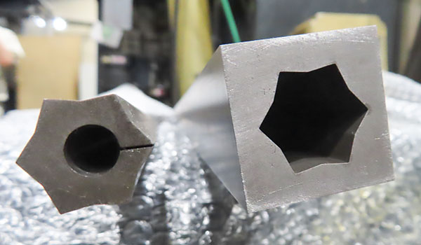 厚物のワイヤー放電加工に挑み続ける